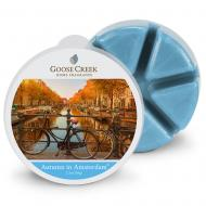 Cire parfumée AUTUMN IN AMSTERDAM Goose Creek Candle