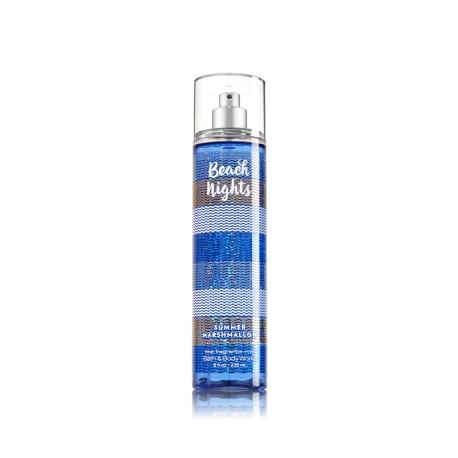 Brume parfumée BEACH NIGHTS - SUMMER MARSHMALLOW Bath and Body Works