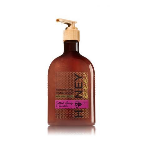 Savon au beurre de miel SALTED HONEY & VANILLA Bath and Body Works