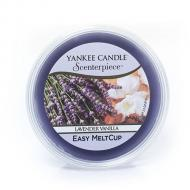 Easy Meltcup LAVENDER VANILLA Yankee Candle exclu US USA