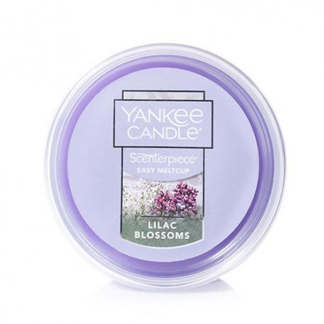 Easy Meltcup LILAC BLOSSOMS Yankee Candle exclu US USA