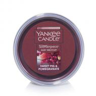 Easy Meltcup SWEET FIG & POMEGRANATE Yankee Candle exclu US USA