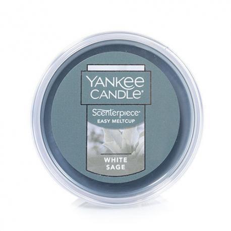 Easy Meltcup WHITE SAGE Yankee Candle exclu US USA