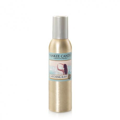 Parfum d'ambiance CATCHING RAYS Yankee Candle room spray US USA