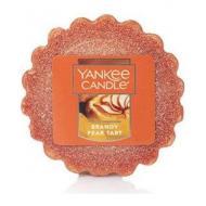 Tartelette de cire parfumée BRANDY PEAR TART Yankee Candle wax tart US USA