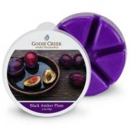Cire parfumée BLACK AMBER PLUM Goose Creek Candle wax melt US USA