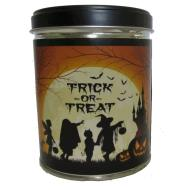 Bougie parfumée Tin Candle MULLED CIDER - TRICK OR TREAT Our Own Candle Company Halloween US USA