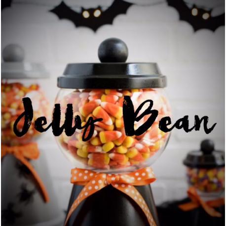 Fondant Étoile parfumée JELLY BEAN MySweetiesCandles Halloween Difmu My Sweeties Candles