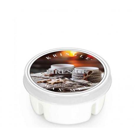 Cire parfumée FIRESIDE Kringle Candle wax melt US USA