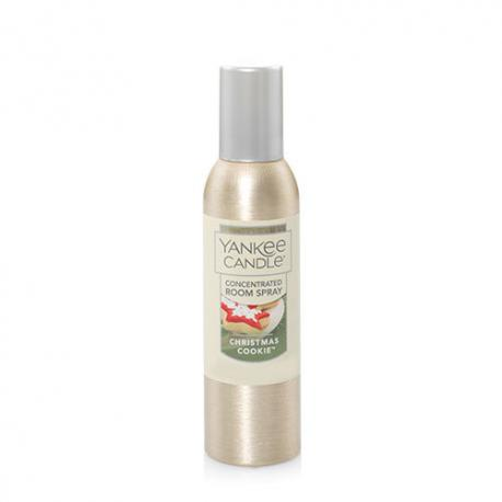 Parfum d'ambiance CHRISTMAS COOKIE Yankee Candle room spray US USA