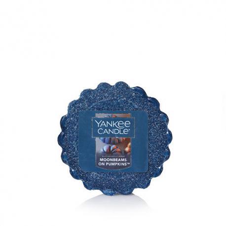 Tartelette MOONBEAMS ON PUMPKINS Yankee Candle wax tart US USA
