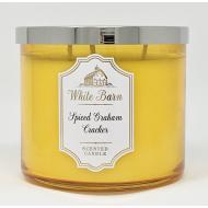 Bougie parfumée 3 mèches SPICED GRAHAM CRACKER Bath and Body Works candle US USA