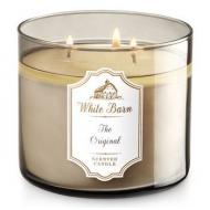 Bougie parfumée 3 mèches THE ORIGINAL Bath and Body Works candle US USA