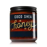 Bougie parfumée moyenne COCO SHEA HONEY Bath and Body Works candle US USA