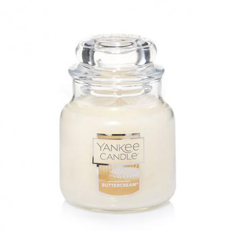 Bougie parfumée Petite Jarre BUTTERCREAM Yankee Candle exclu US USA