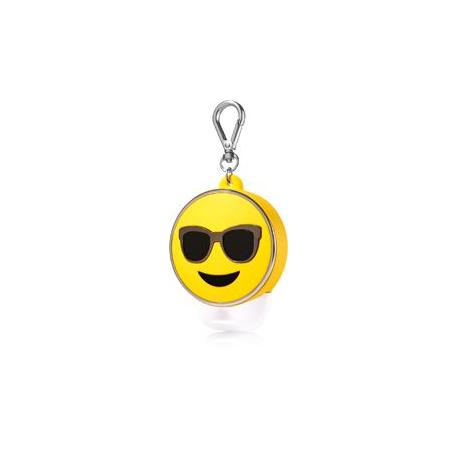 Pocketbac Holder SUNGLASSES EMOJI Bath and Body Works porte gel antibactérien smiley lunettes de soeil US USA
