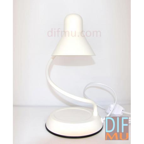 Lampe chauffante pour bougie LANTERNE TWIST BLANCHE