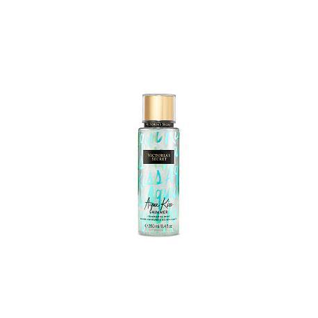 New Brume parfumée scintillante AQUA KISS SHIMMER Victoria's Secret