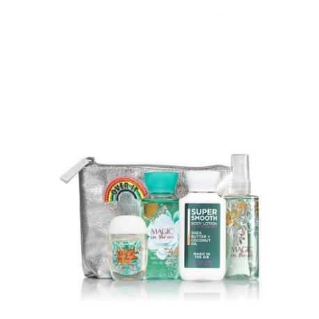 Gift Set MAGIC IN THE AIR UNICORN Bath and Body Works