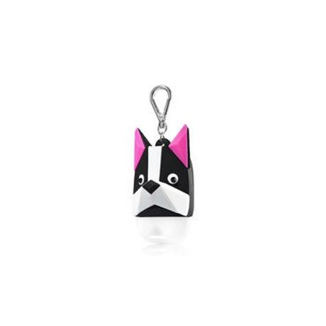 Pocketbac Holder BOSTON TERRIER Bath and Body Works US