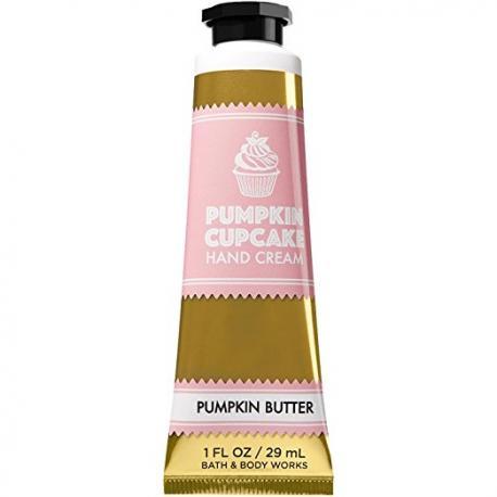 Crème pour les mains PUMPKIN CUPCAKE Bath and Body Works HAND CREAM US USA