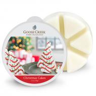 Cire parfumée CHRISTMAS CAKE Goose Creek Candle