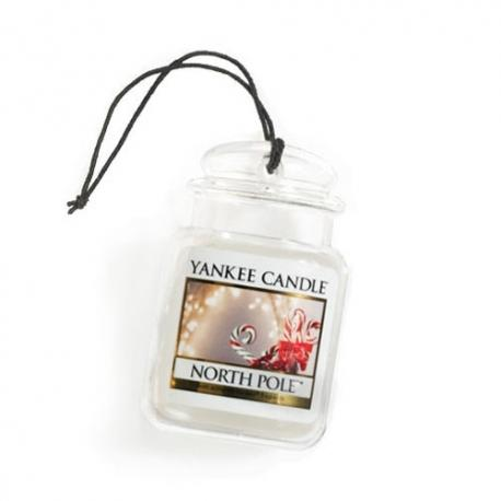 Car Jar Ultimate NORTH POLE Yankee Candle
