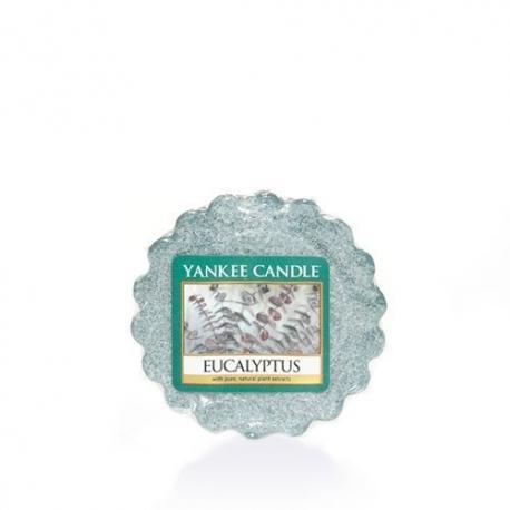 Tartelette de cire parfumée EUCALYPTUS Yankee Candle exclu US USA