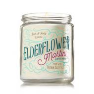Bougie moyenne ELDERFLOWER MARTINI Bath and Body Works