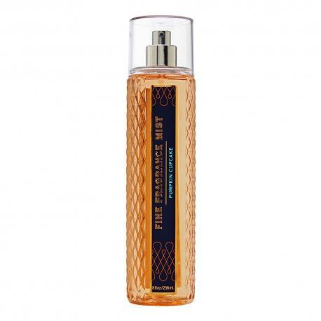 Brume parfumée PUMPKIN CUPCAKE Bath and Body Works fragrance mist US USA