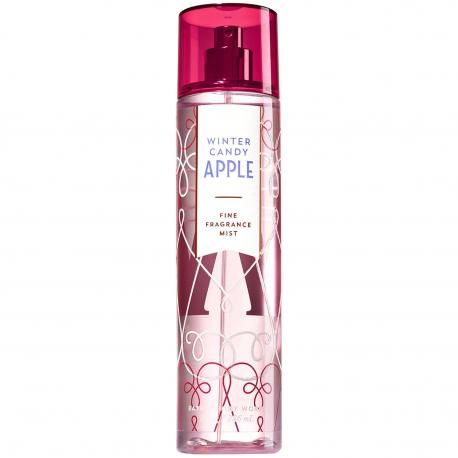 Brume parfumée WINTER CANDY APPLE Bath and Body Works fragrance mist US USA