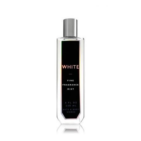 Brume parfumée WHITE Bath and Body Works fragrance mist US USA
