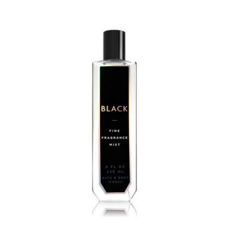 Brume parfumée BLACK Bath and Body Works fragrancce mist US USA