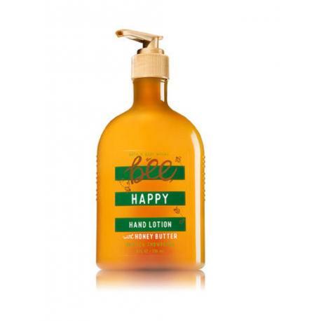 Lotion  hydratante au beurre de miel pour les mains VANILLA SNOWFLAKE Bath and Body Works US USA