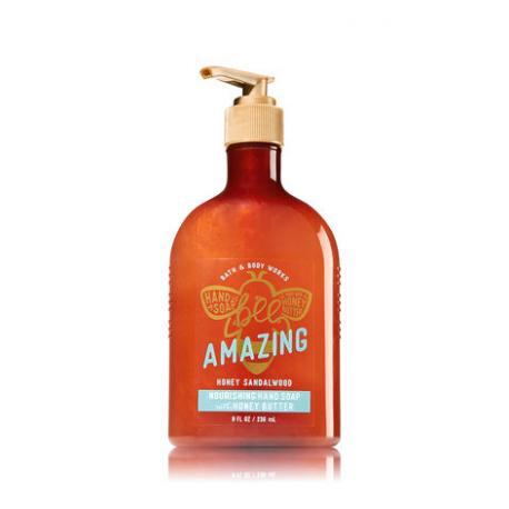 Savon mousse au miel HONEY SANDALWOOD Bath and Body Works Hand Soap france