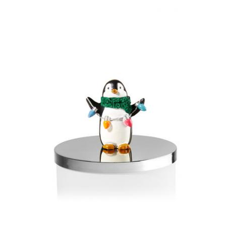 Magnet Lid PARTY PENGUIN pour Bougie 3 mèches Bath and Body Works