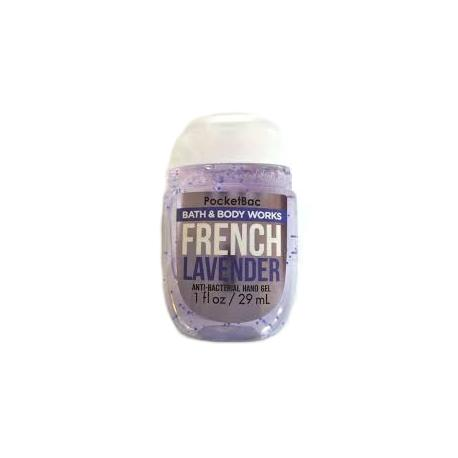 Gel antibactérien FRENCH LAVENDER Bath and Body Works