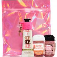 Gift Set RUNNING LATTE Bath and Body Works  idée cadeau coffret US USA