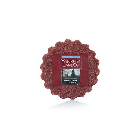 Tartelette MOUNTAIN LODGE Yankee Candle wax tart exclu US USA