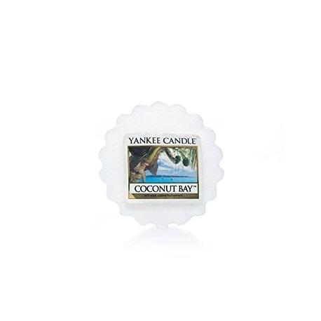 Tartelette de cire parfumée COCONUT BAY Yankee Candle wax tart US USA