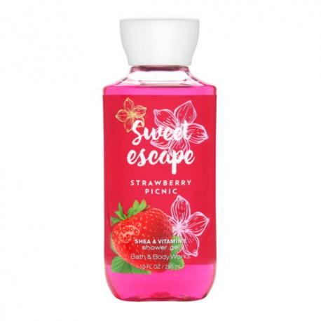 Gel douche STRAWBERRY PICNIC Bath and Body Works
