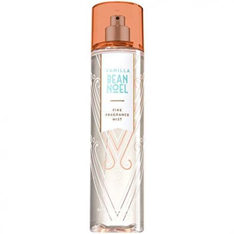 Brume parfumée VANILLA BEAN NOEL Bath and Body Works fragrance body mist US USA