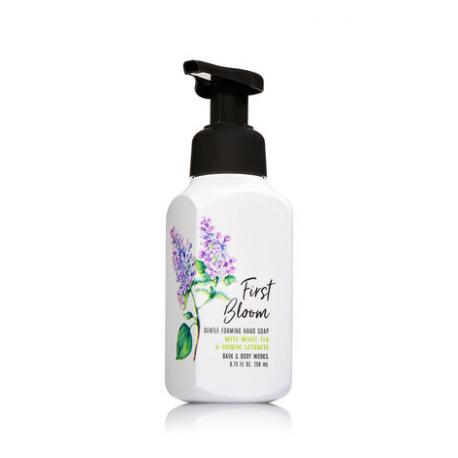 Savon mousse FIRST BLOOM Bath and Body Works Hand Soap