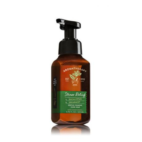 Savon mousse EUCALYPTUS AND SPEARMINT Bath and Body Works Hand Soap