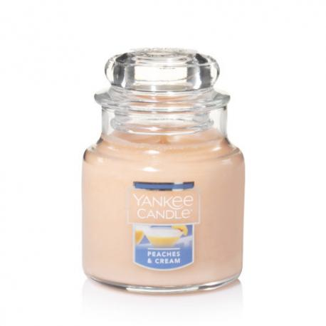 Petite Jarre PEACHES AND CREAM Yankee Candle Exclu US