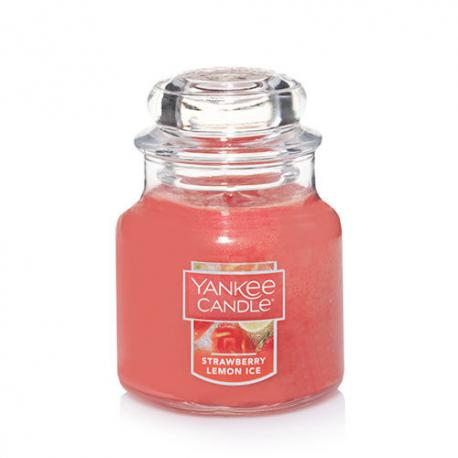 Petite Jarre STRAWBERRY LEMON ICE Yankee Candle Made in USA