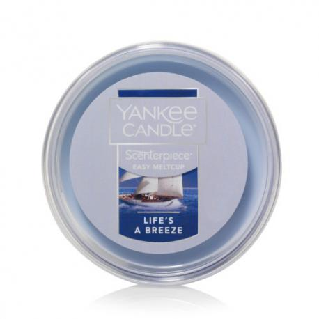 Meltcup LIFE'S A BREEZE Yankee Candle Exclus US