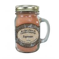 Mason Jar EXPRESSO Our Own Candle Company