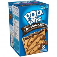 Kellog's Pop tarts  CHOCOLATE CHIP / FROSTED