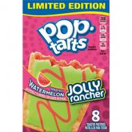 Kellogg's Pop tarts JOLLY RANCHER WATERMELON / FROSTED